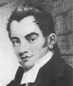 Ds. Abraham Faure was leraar van 1818–1822.