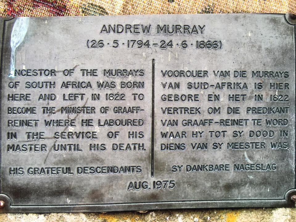 Andre Murray b