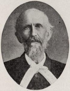 Ds. Charles Murray, leraar van 1866 tot 1904.
