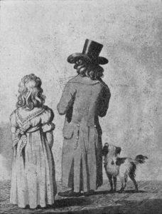 Ds. J.H. von Manger, van 1792 tot 1792 Graaff-Reinet se eerste leraar.