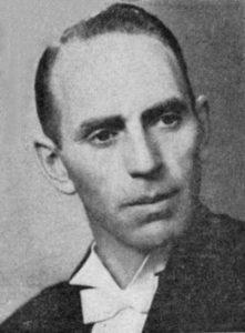 Ds. Jacobus Johannes Fick, leraar van 1947 tot 1950.