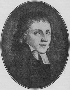 Ná 'n sowat ses jaar lange vakature was ds. J.J. Kicherer leraar van 1806 tot 1815.