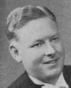 Ds. J.C. du Plessis, leraar van 1958 tot 1963.