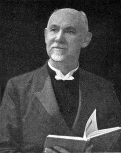 Ds. P.G.J. Meiring, leraar van 1904 tot 1907.